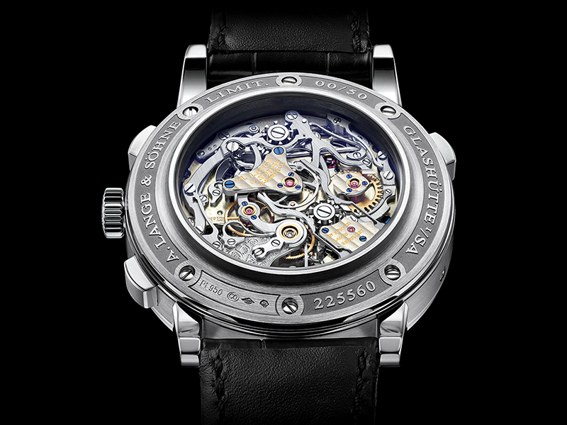 Feature - 1 TOURBOGRAPH PERPETUAL