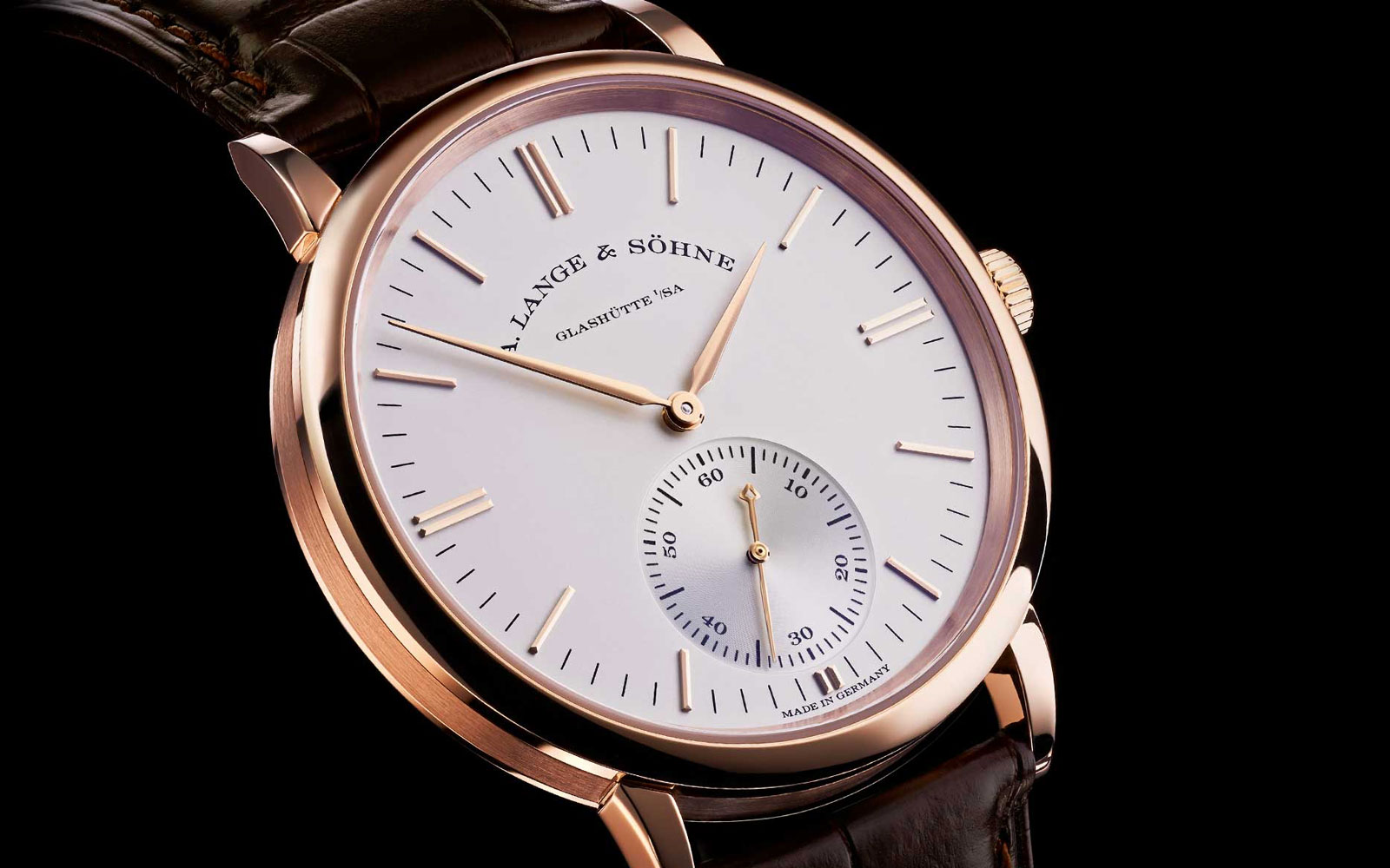 Saxonia Automatic 380.033 - feature