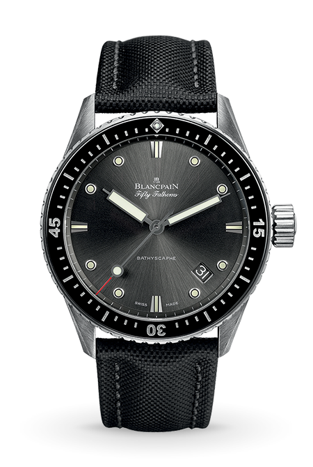 FIFTY FATHOMS BATHYSCAPHE 5000-1110-B52A