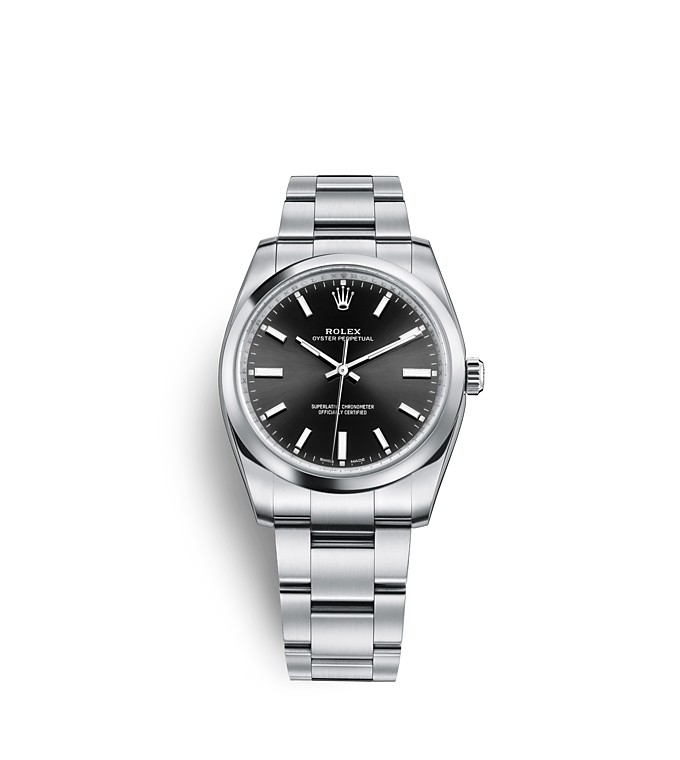Oyster Perpetual 34 - M114200-0023- image