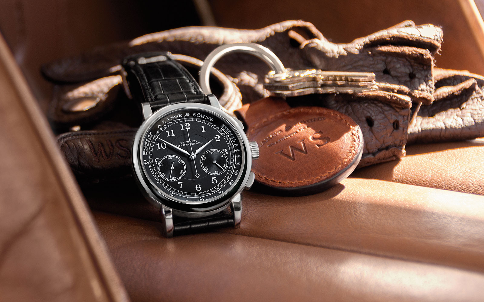 1815 Chronograph 414.028 - feature