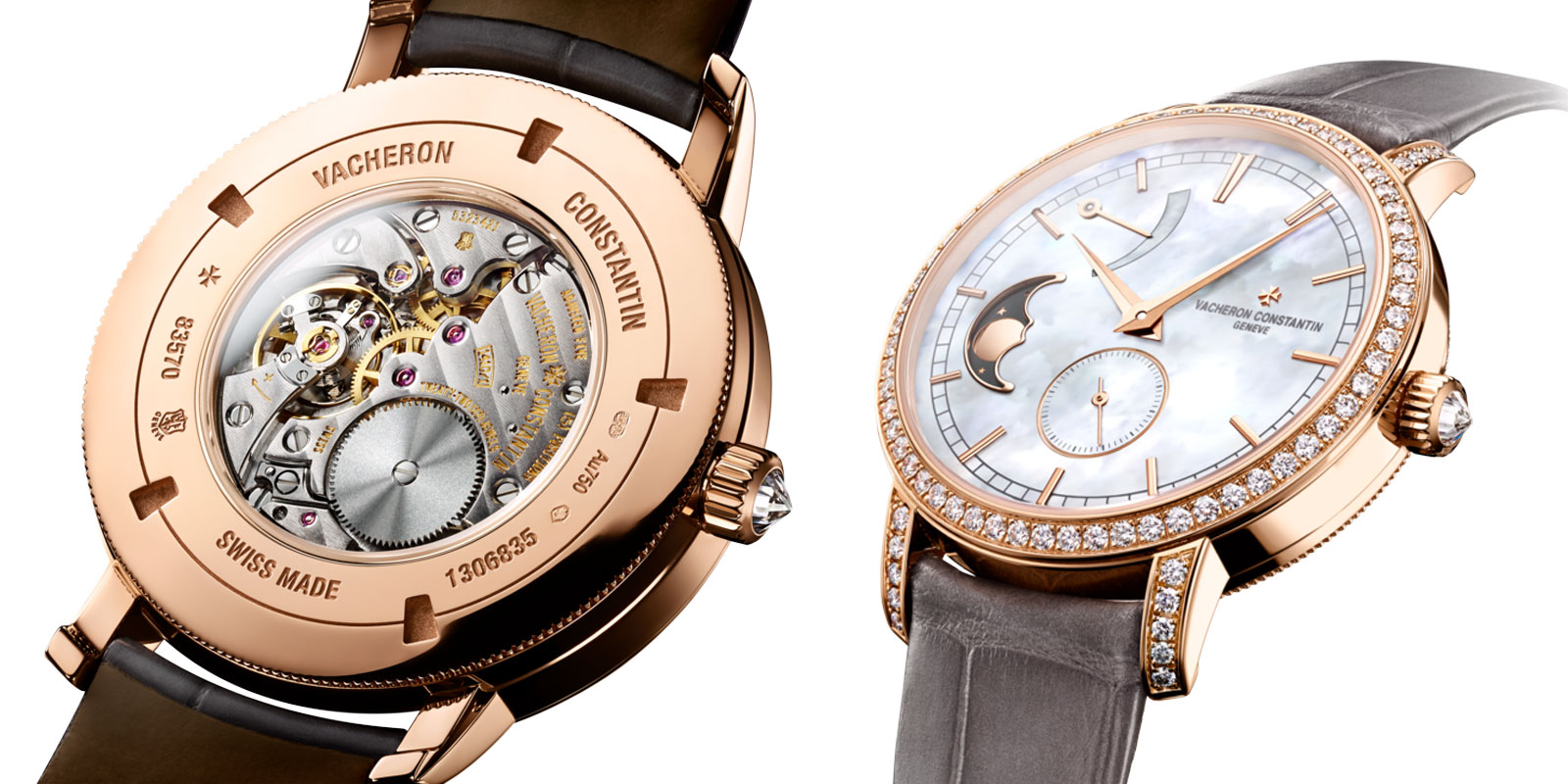 TRADITIONNELLE MOON PHASE 83570/000R-9915 - feature