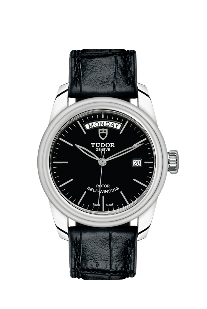 TUDOR Glamour Date + Day - 56000