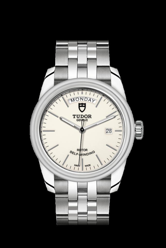 TUDOR Glamour Date + Day - 56000